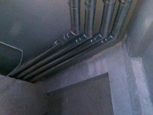 Воздуховоды из оцинкованной стали круглого сечения